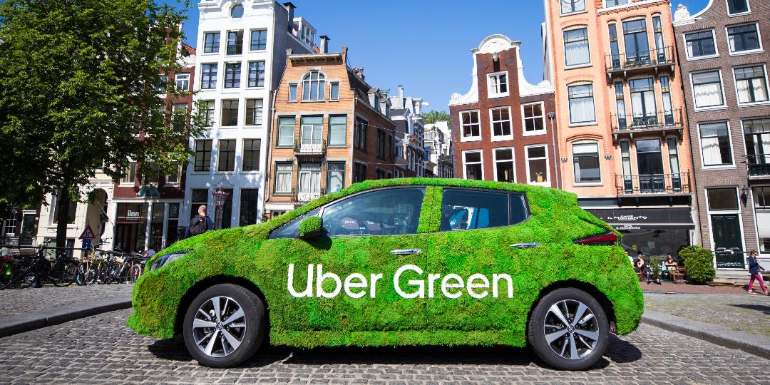 Uber, Alterações climáticas, Capitalismo.