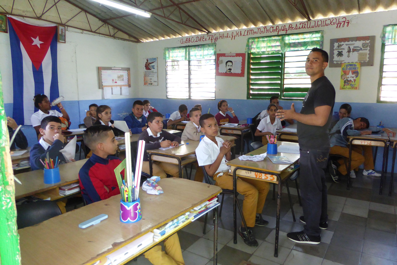 Escola cubana