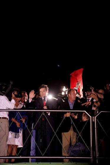 5 de Junho de 2011 – Os portugueses foram chamados às urnas. O PSD venceu as eleições com cerca de 33% dos votos, não conseguindo assim maioria absoluta. O CDS, que conquistou cerca de 14% dos votos, é convidado a constituir Governo.